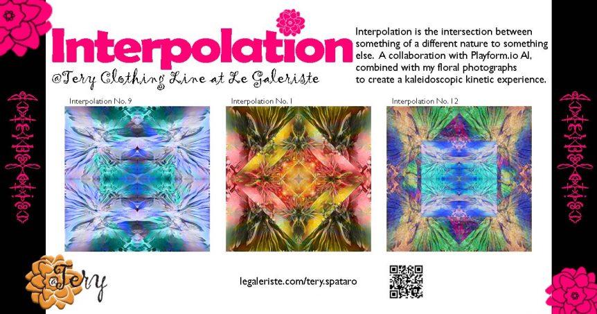Le Galeriste Interpolation 1-9-12 Tery Spataro
