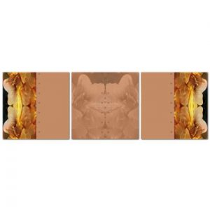 Tery Designs fall winter 2021-2022 sacred-geometry-triptych-canvas