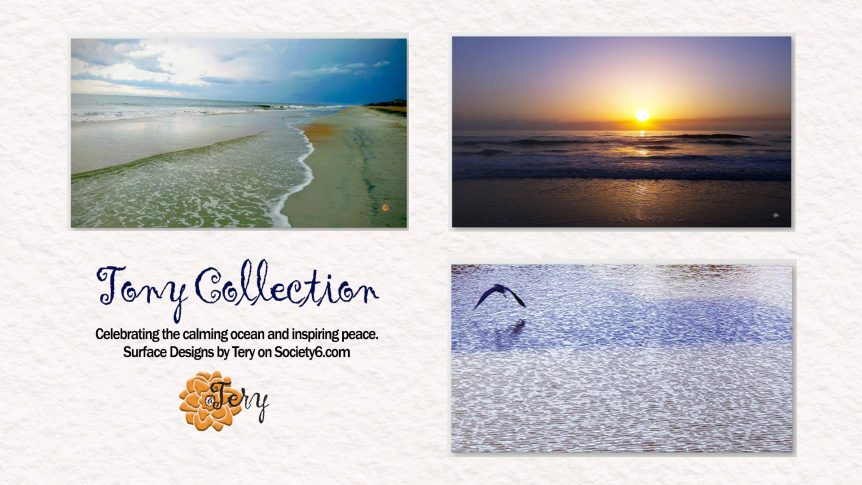 Tony Collection New Surface Designs Celebrating the Ocean